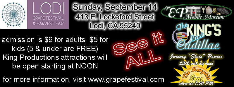 Lodi Grape Festival