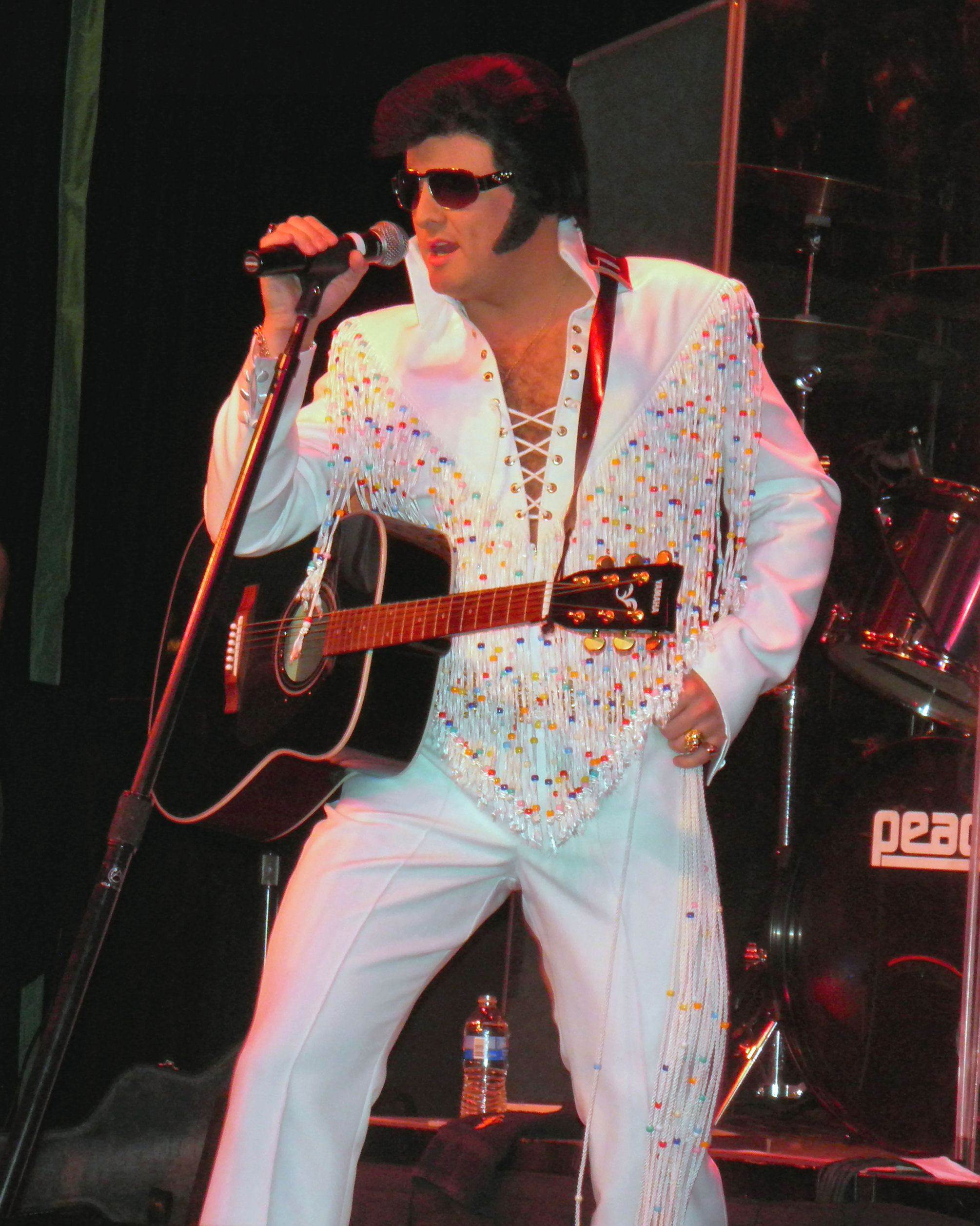Elvis impersonator + casino windsor international waters gambling age
